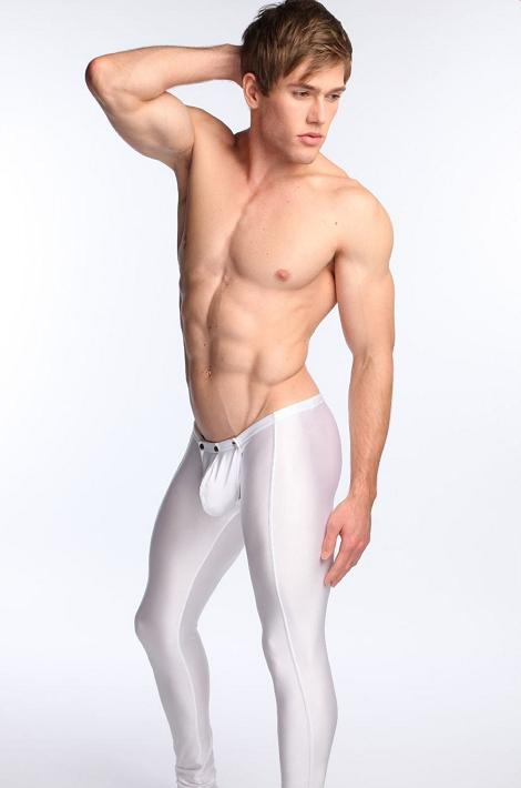 Lycraman featuring N2N Titan Runner tights